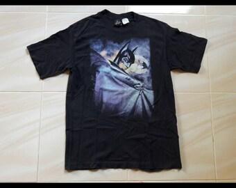 Vintage Batman DC Comics shirts Medium size Marvel wear