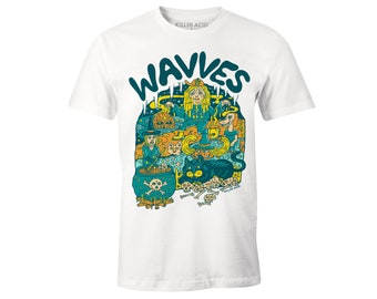 Wavves Tour T-shirt
