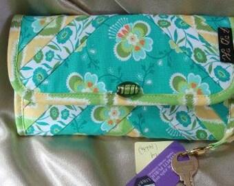 Folklore Fansy  - Petite tri-fold Wallet