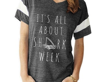 Completely new Shark week | Etsy KD33