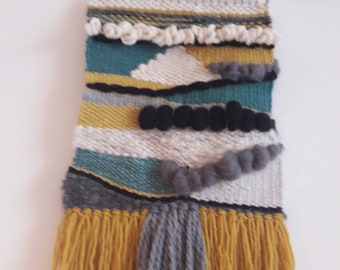 Sahara - Weaving wall hanging - wowen wall hanging