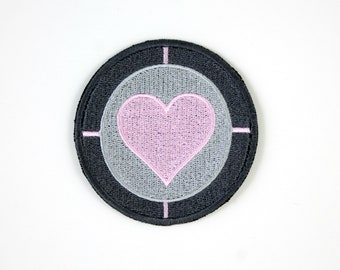 Companion Iron-On Embroidered Patch