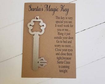 SALE-Santa's Magic Key