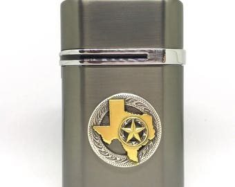 State of Texas Desktop Lighter – Two-Tone