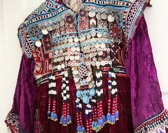 Free shipping / Gypsy Dresses / Kuchi / Tribal / Boho / Afghanistan