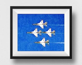 Airplane Print, Airplane Art, Airplane Decor, Aviation Gifts, Aviation Wall Art, Nursery Decor, Kids Room, Wall Art, Home Decor (N322)