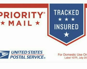 Priority Mail Upgrade USA only