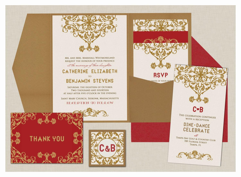 Royal Jaipur Collection Indian Wedding Invitations