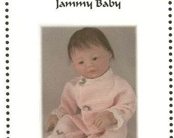 how to sculpt a ooak jammy baby, PDF ebook to learn how to sculpt a OOAK prosculpt polymer baby, Barbara Felts of moonlightart.net