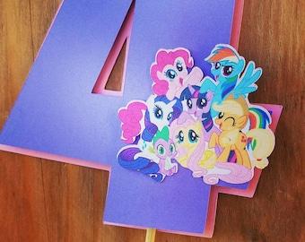 My little pony party, pony birthday, girls party