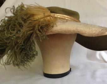 Casper Davis Wide Brimmed Hat