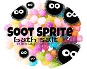 Soot Sprite bath salt...