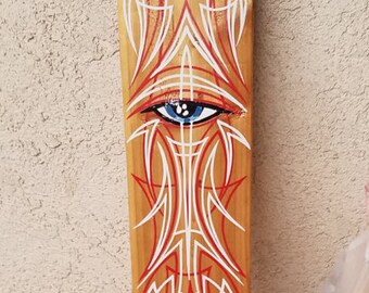 Eyeball xl pinstripe panel