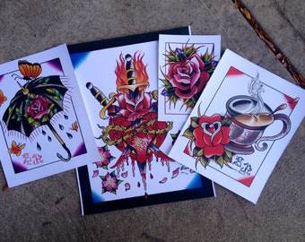 Tattoo Print pack