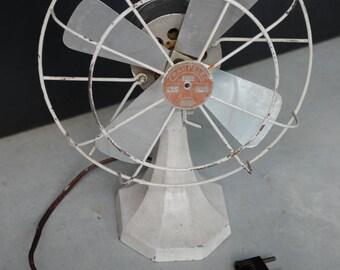 Industry fan Chaufelec vintage antique