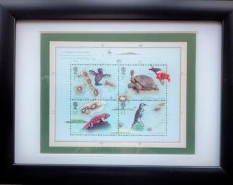 Galapagos Islands, Bicentenary of  Charles Darwin 2009