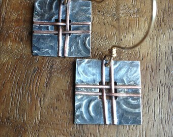 Woven Together Earrings