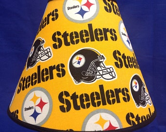Steelers Lamp Shade
