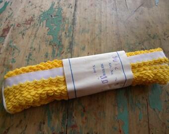 1 Yard Vintage Scallop RibbonTrim
