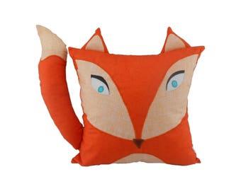 Cushion cover - Jules the fox