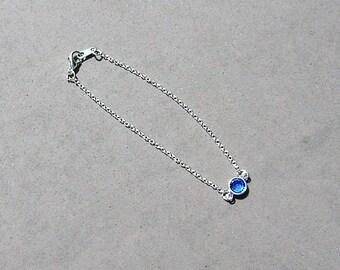 Swarovski September Birthstone Bracelet