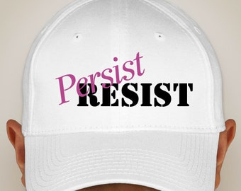 RESIST PERSIST HAT American made