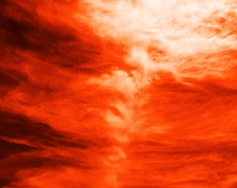 Red Sky of Argentina