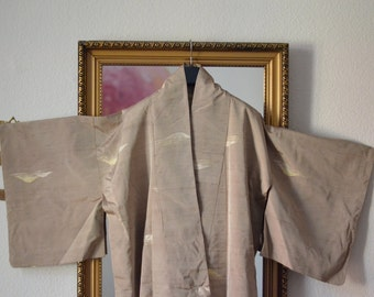Fuji-Vintage Kimono from Kyoto, Japan