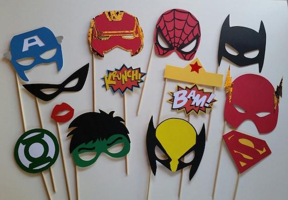 activite manuelle super heros