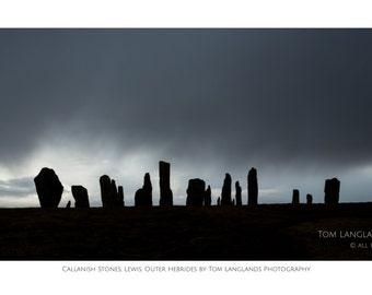 Callanish Stones, Lewis, Outer Hebrides
