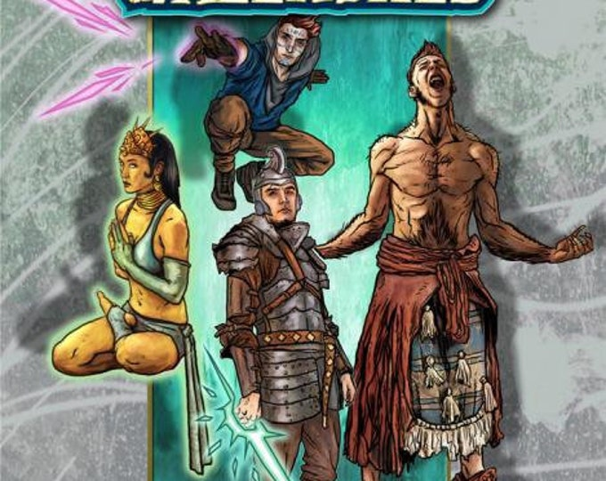 Pathfinder RPG: Psionics Unleashed  - Dreamscarred Press