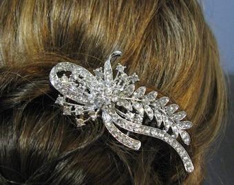 Hair Accessories, Hair Jewelry, bridal hair comb, wedding hair comb, cystal hair comb, rhinestone hair comb, bridal pearl comb, headpieces