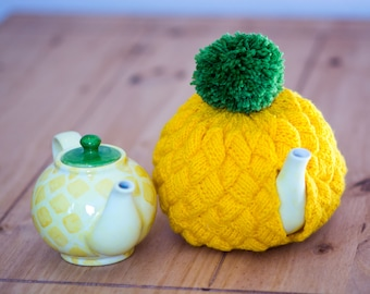Pineapple Teapots (Small)