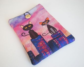 Tablet case, iPad sleeve, iPad Air case, Galaxy Tab sleeve, iPad case, eReader case, Tablet sleeve, Kindle case