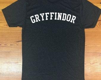 Harry Potter - Gryffindor Varsity triblend tshirt
