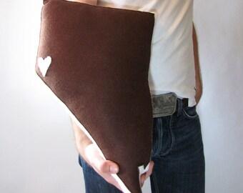 Customizable Nevada State Pillow