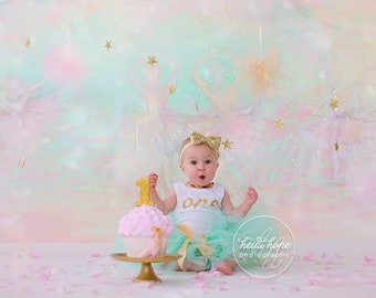 Mint Gold Birthday Outfit Birthday Outfits 1st Birthday Outfit First Birthday Outfit Cake Smash Outfits Tutu Dress Birthday Tutu