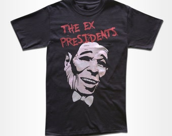 Point Break - The Ex Presidents T Shirt - Graphic Tees for Men, Women & Children -  Short Sleeve and Long Sleeve Available!
