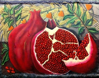 Wheat and Pomegranates