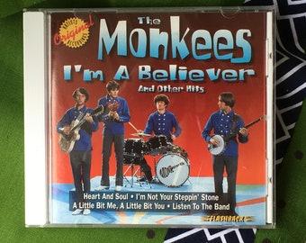 HEY HEY It's a MONKEES cd!