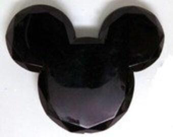 Mickey bead in acrylic