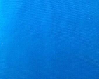 "SALE Bluebird Featherwale Corduroy Fabric  --  44""/45"""" Wide"