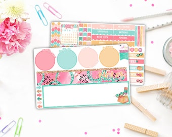 June Summer Notes Kit