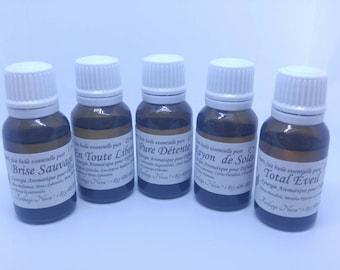 Oil Aroma sunshine (synergy, diffusion, aromatherapy)