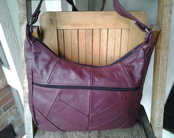 HOBO   ///   Leather Patchwork NOS Bag