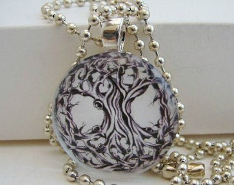 Tree of Life Pendant with Free Necklace