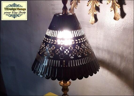 Lampara dorada, Lámpara mesa marroquí, Lámpara mesa oriental, Lámpara noche, Lámpara mesa salón, Lámpara mesa marrón, Lámpara mesa original