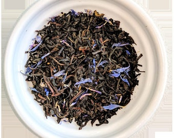 Classic Earl Grey Tea. 50 grams makes 30 - 50 cups