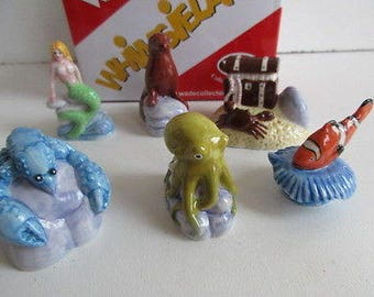 Wade Wimsie Under the Sea - 6 figures - 2008
