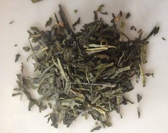Organic Sencha 1oz. (Green tea)